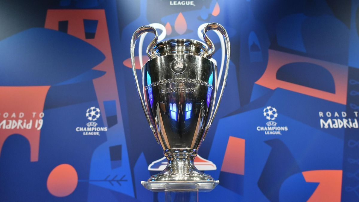 Champions League draw LIVE: Who will Man City, United, Liverpool and Tottenham face?