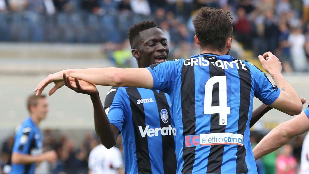 Inter scatenata: trattativa avviata con l'Atalanta per Musa Barrow ...