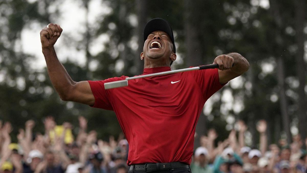 Woods jubler for Masters-seier