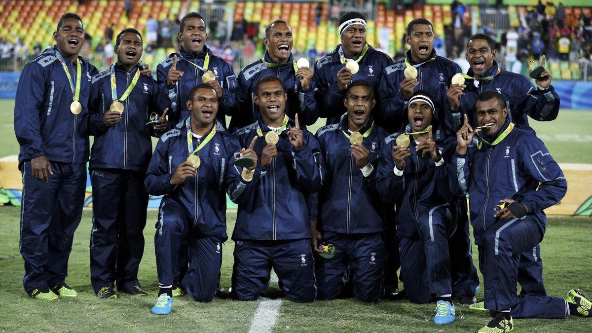 Fiji men's rugby sevens