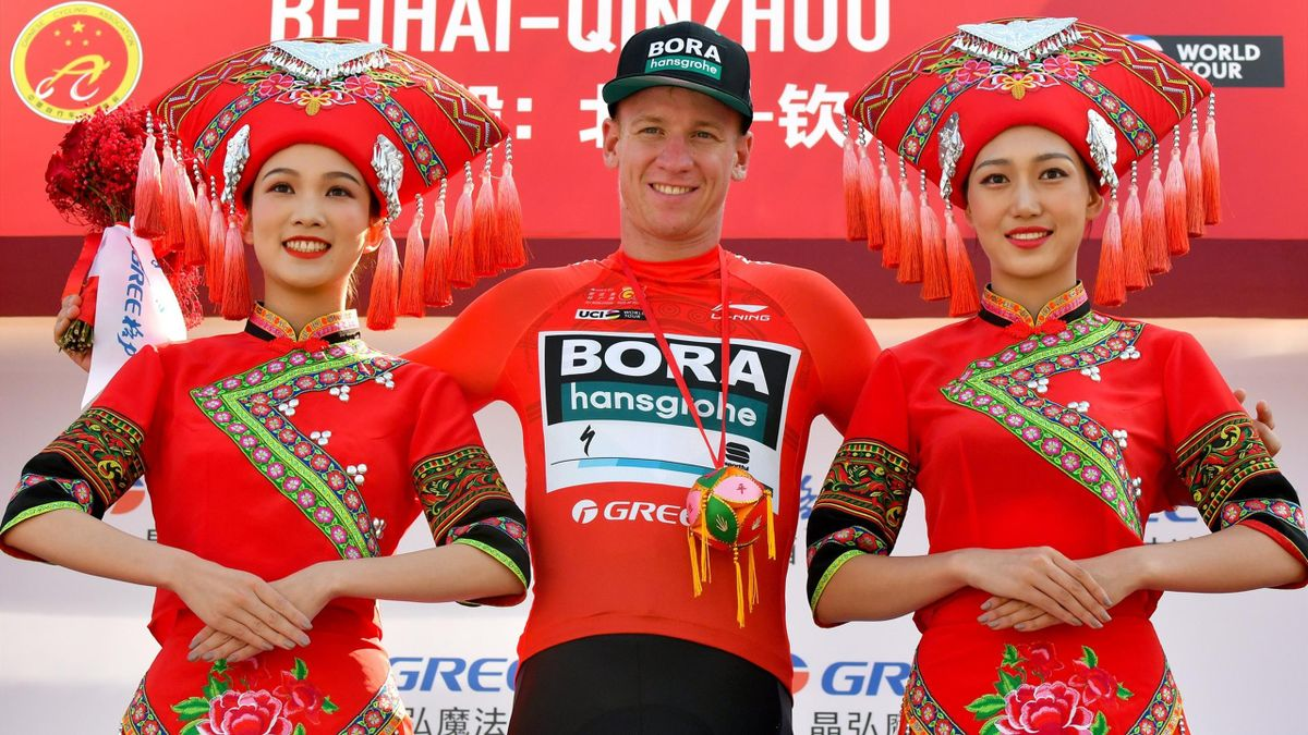 Pascal Ackermann - Tour of Guangxi 2019 | Photo Credit: BORA - hansgrohe / Bettiniphoto