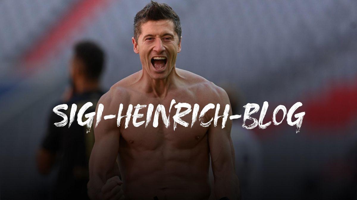 Sigi Heinrich-Blog zu Robert Lewandowski