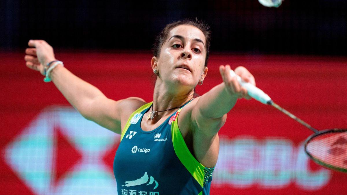 Carolina Marín (Open de Dinamarca 2020)