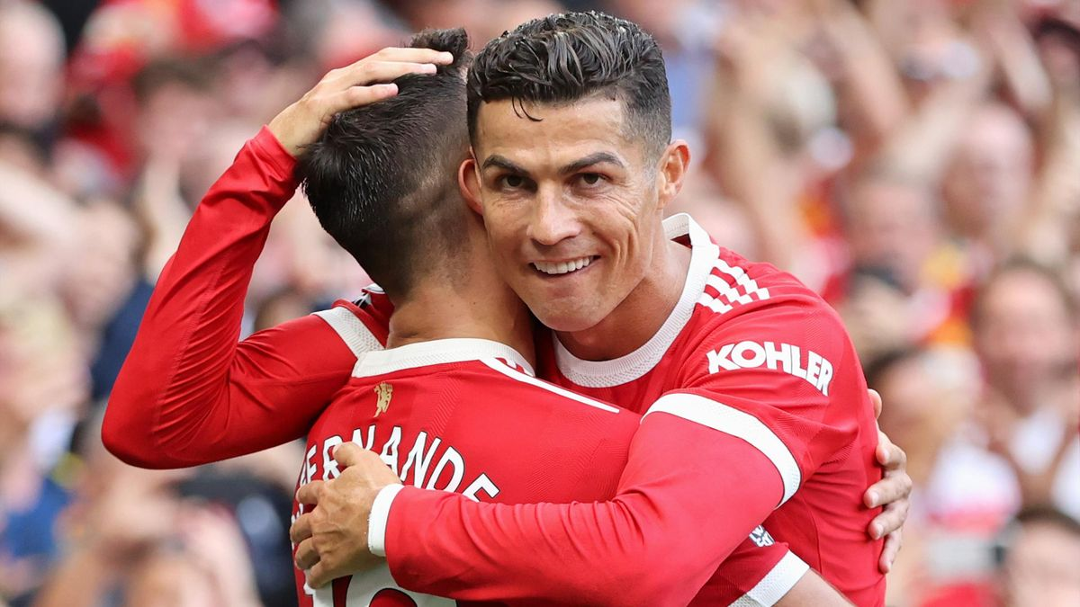Cristiano Ronaldo a frappé fort pour son retour à Old Trafford en inscrivant un doublé face à Newcastle (4-1)