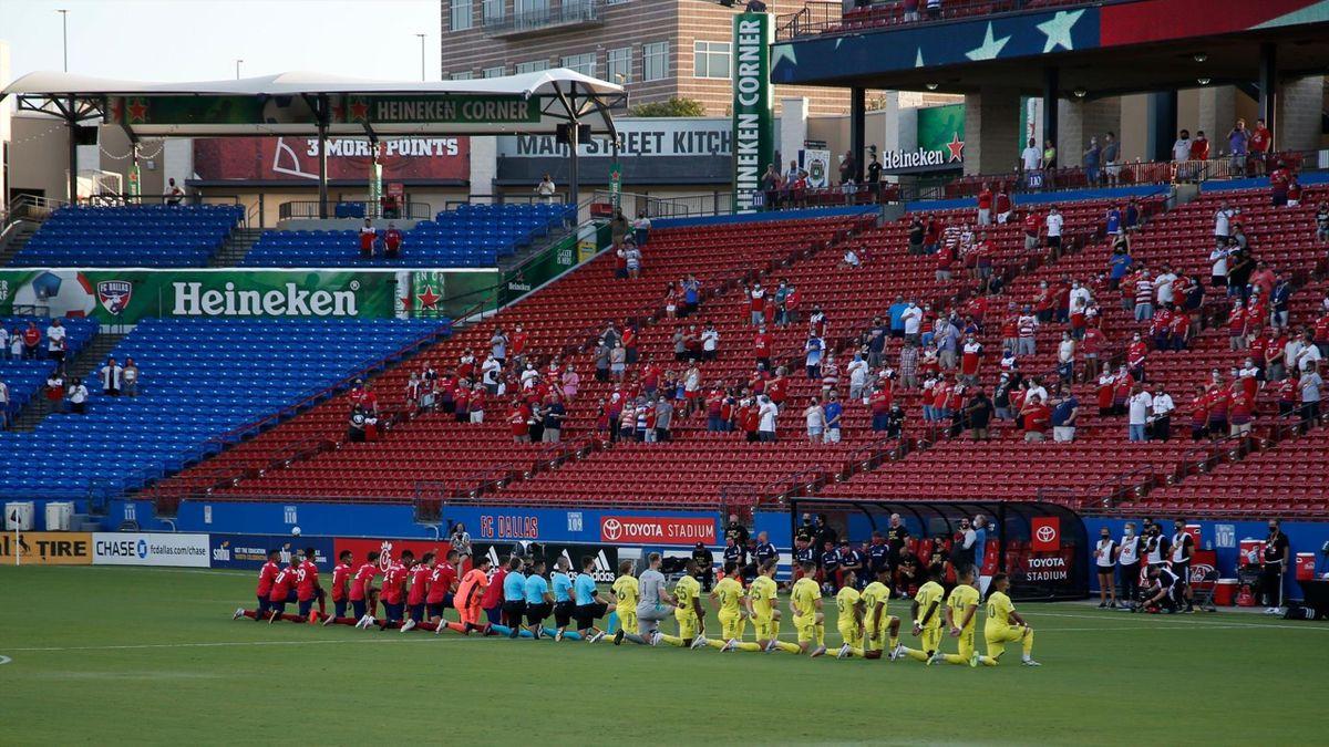 FC Dallas - Nashville SC, în etapa a 3-a din MLS