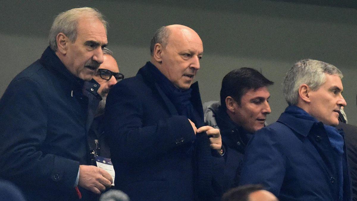 Juventus Inter Marotta Non Ci Sta Lettera Alla Lega Prima Si Recuperi Inter Sampdoria Eurosport
