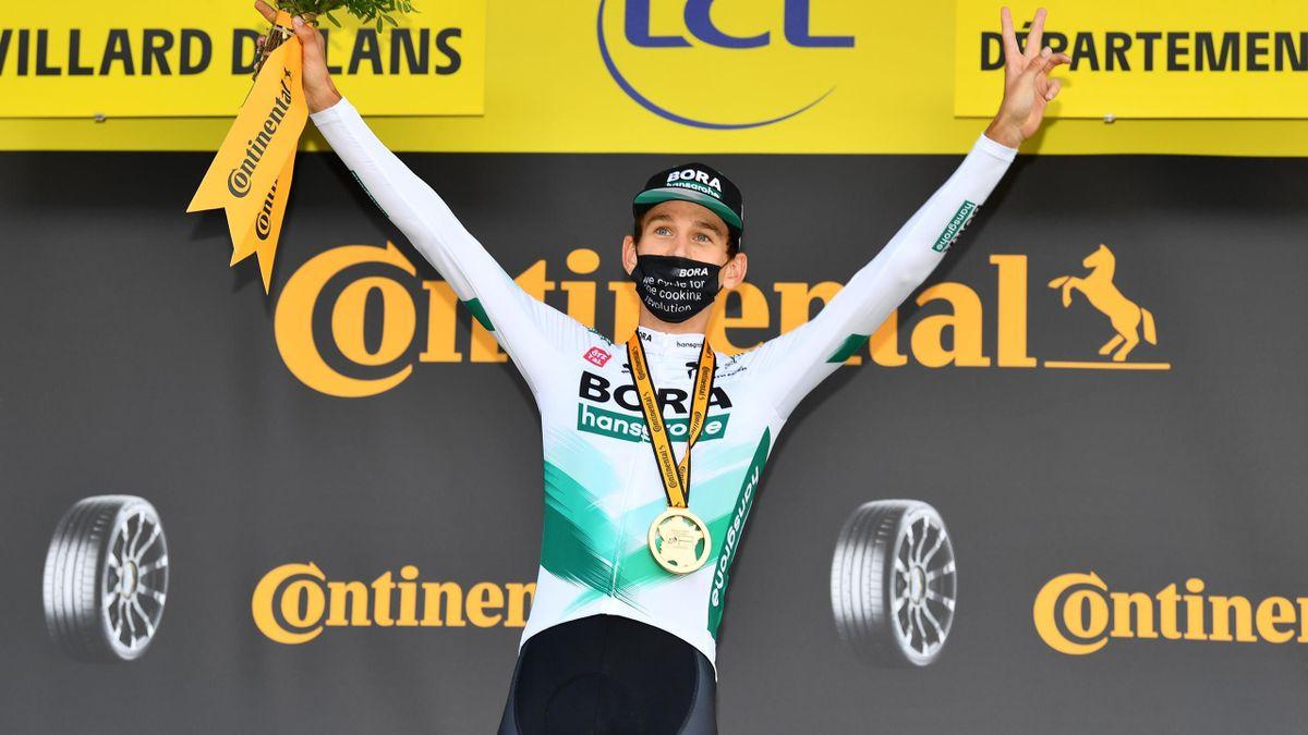 Lennard Kämna a câștigat etapa a 16-a din Turul Franței 2020