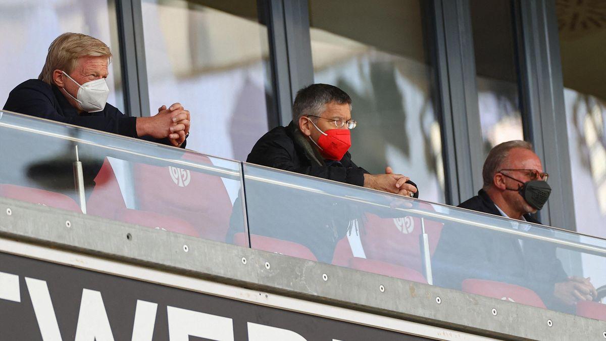 Bayerns Führungsriege setzt auf ihren künftigen Trainer Julian Nagelsmann
