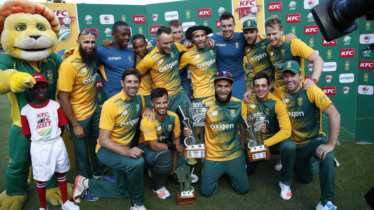 Сборная ЮАР по крикету