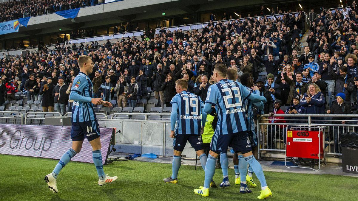 Sundsvall jubler for scoring