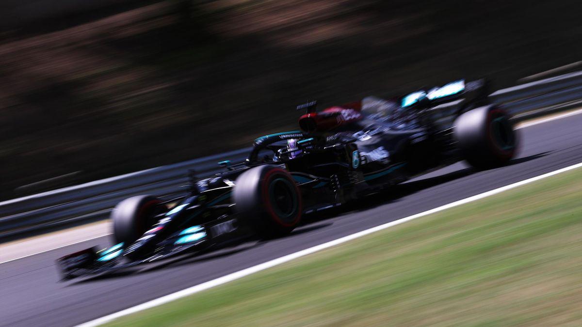 Lewis Hamilton (Mercedes) - Grand Prix de Hongrie 2021 - Libres 3