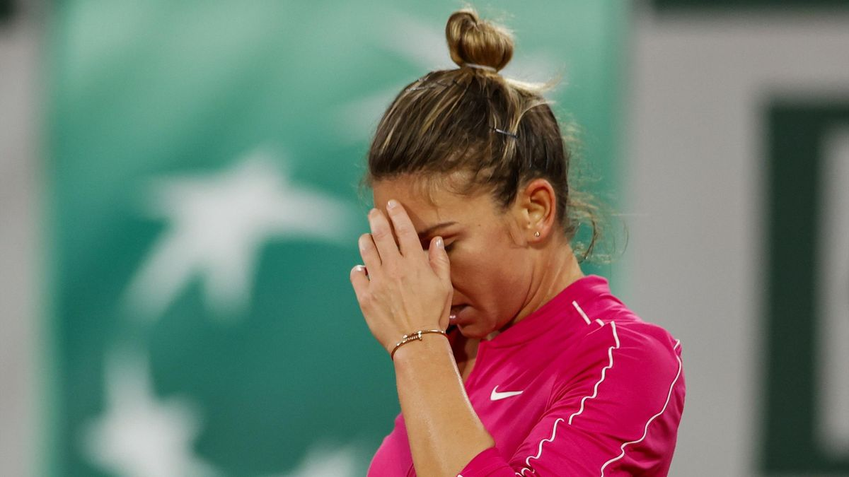 Simona Halep à Roland-Garros (2020)