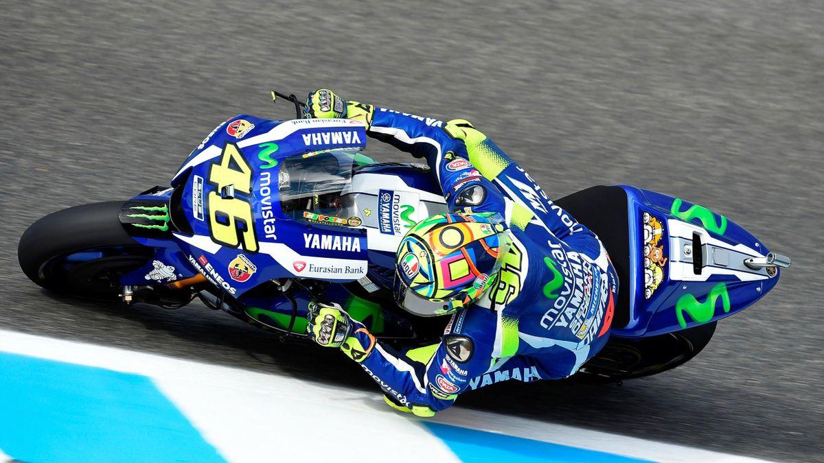 Valentino Rossi (Yamaha Factory) - GP of Spain 2016