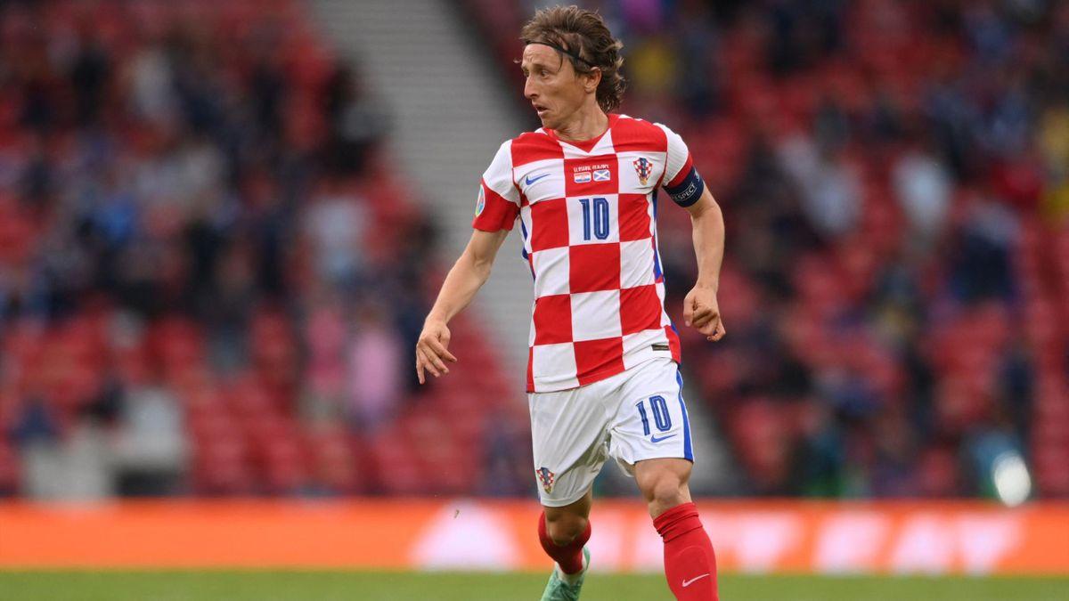 Luka Modric (Croacia)