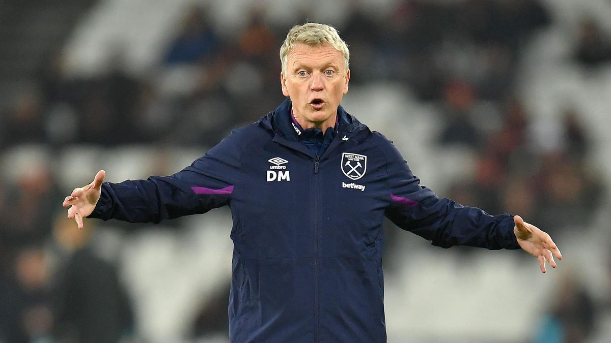David Moyes, Managerul lui West Ham United