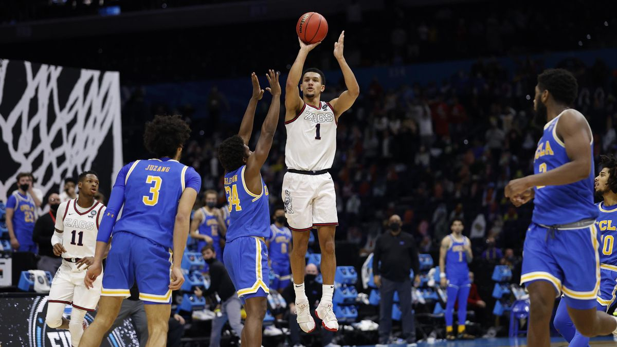 Jalen Suggs, UCLA-Gonzaga, Final Four NCAA 2021