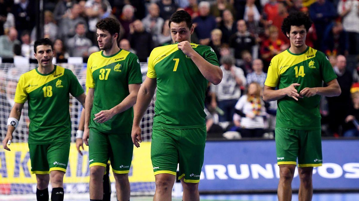 Brasilien vermeldet sieben positive Coronafälle vor der Handball-WM in Ägypten