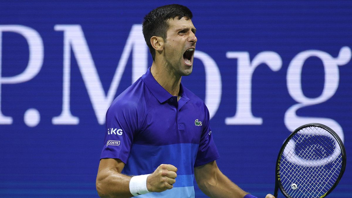 Novak Djokovic va jouer sa 31e finale de Grand Chelem.