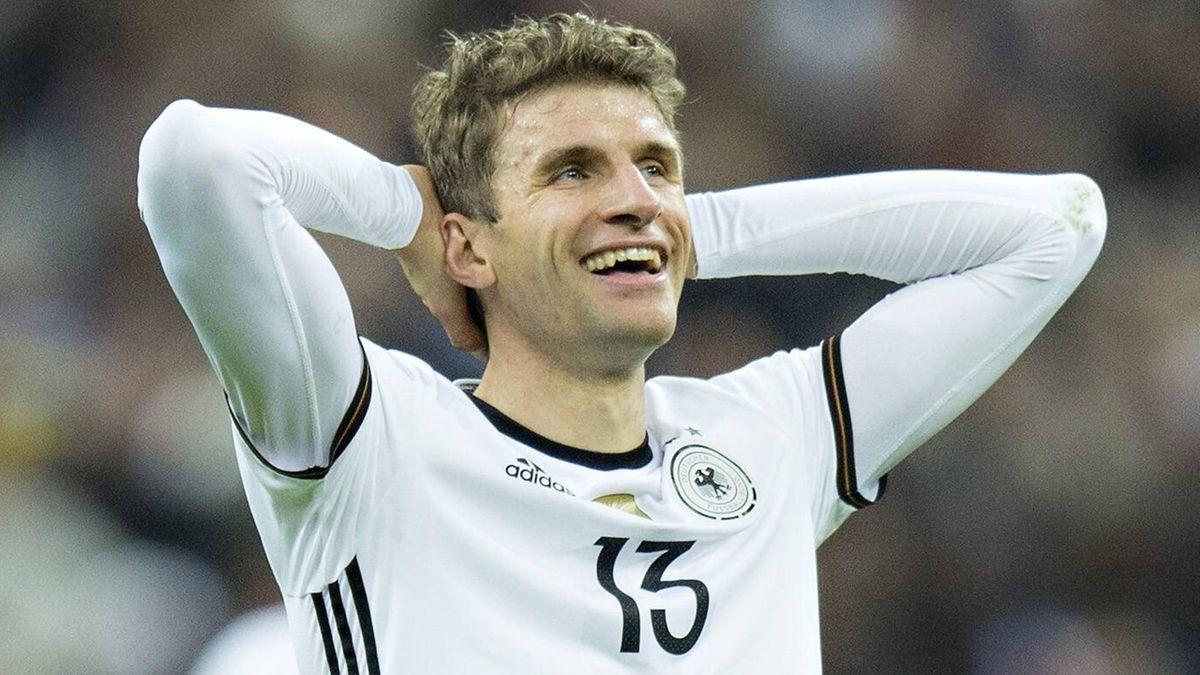 Thomas Müller vor Comeback in der Nationalmannschaft