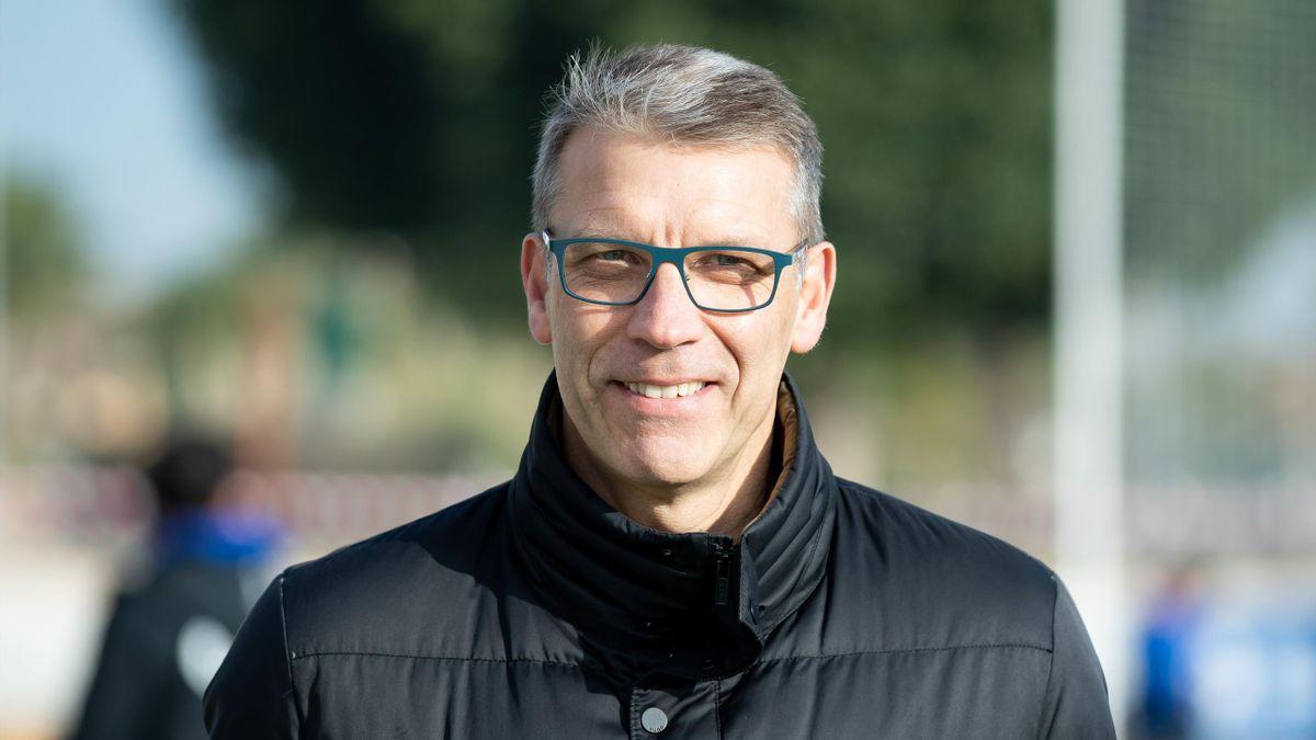 Peter Knäbel, Sportvorstand Schalke 04