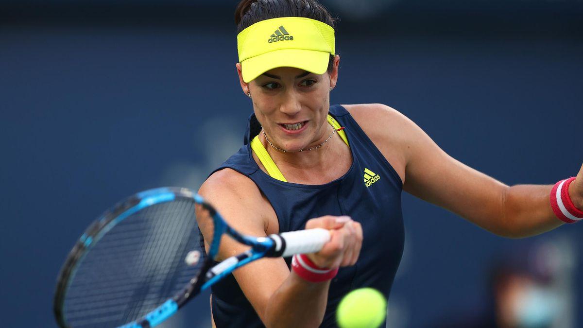 Muguruza ya conoce a su primera rival en el WTA Miami - Eurosport
