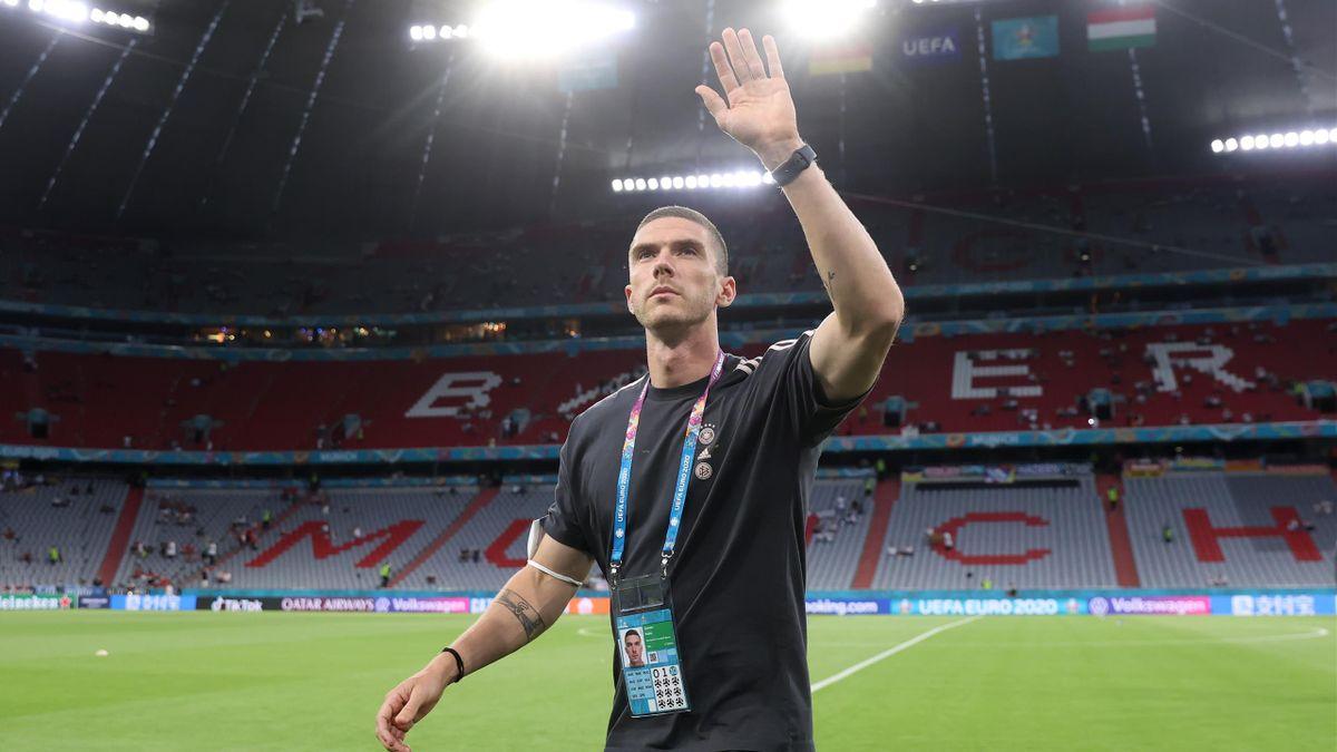 Robin Gosens träumt davon, in der Bundesliga zu spielen