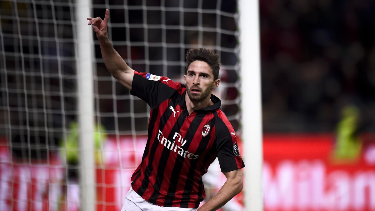 Fabio Borini - Milan-Bologna - Serie A 2018/2019 - Getty Images