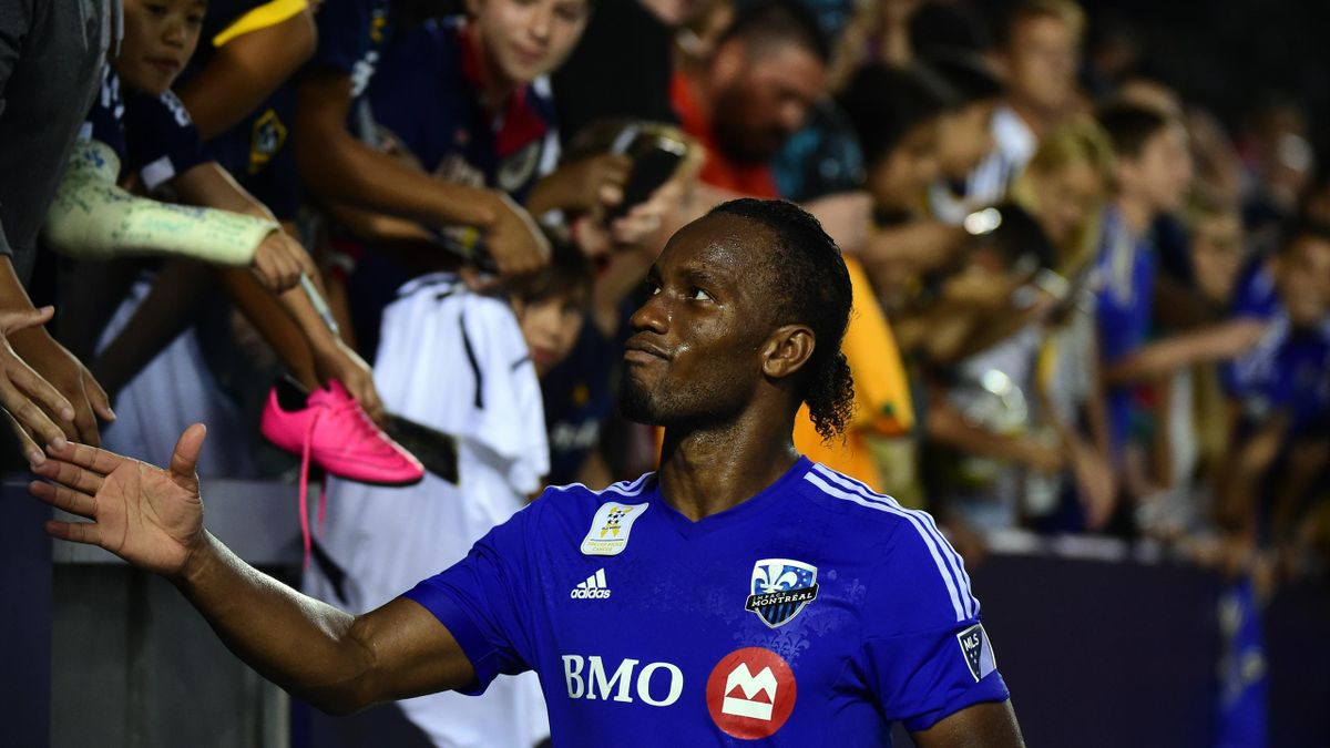 Didier Drogba (Impact Montréal) - 2015
