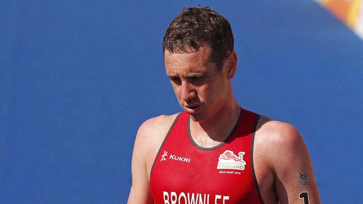Alistair Brownlee of England.