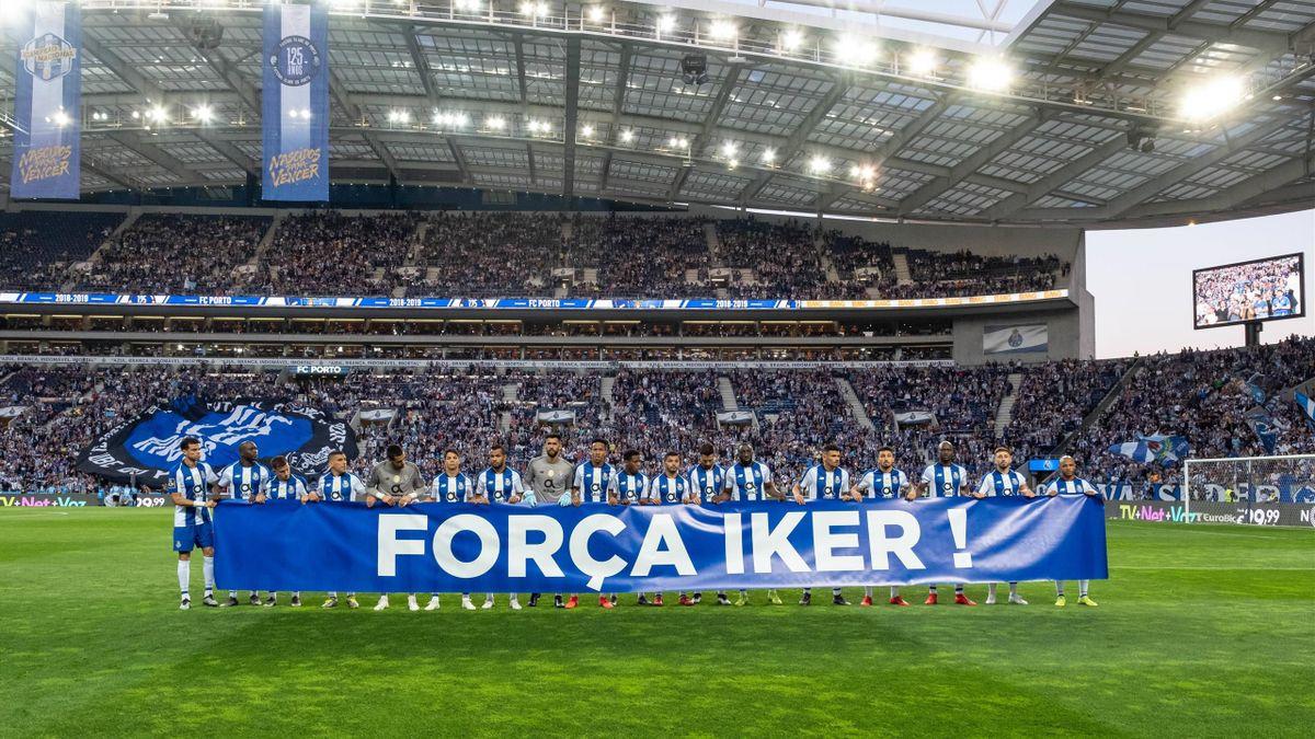 Omaggio a Casillas - Porto