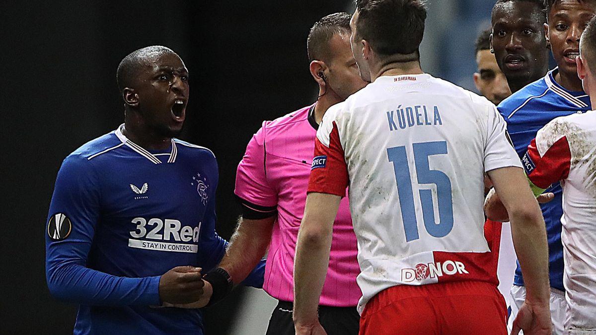 Kudela se apără în scandalul de rasism de la finalul meciului Rangers - Slavia Praga