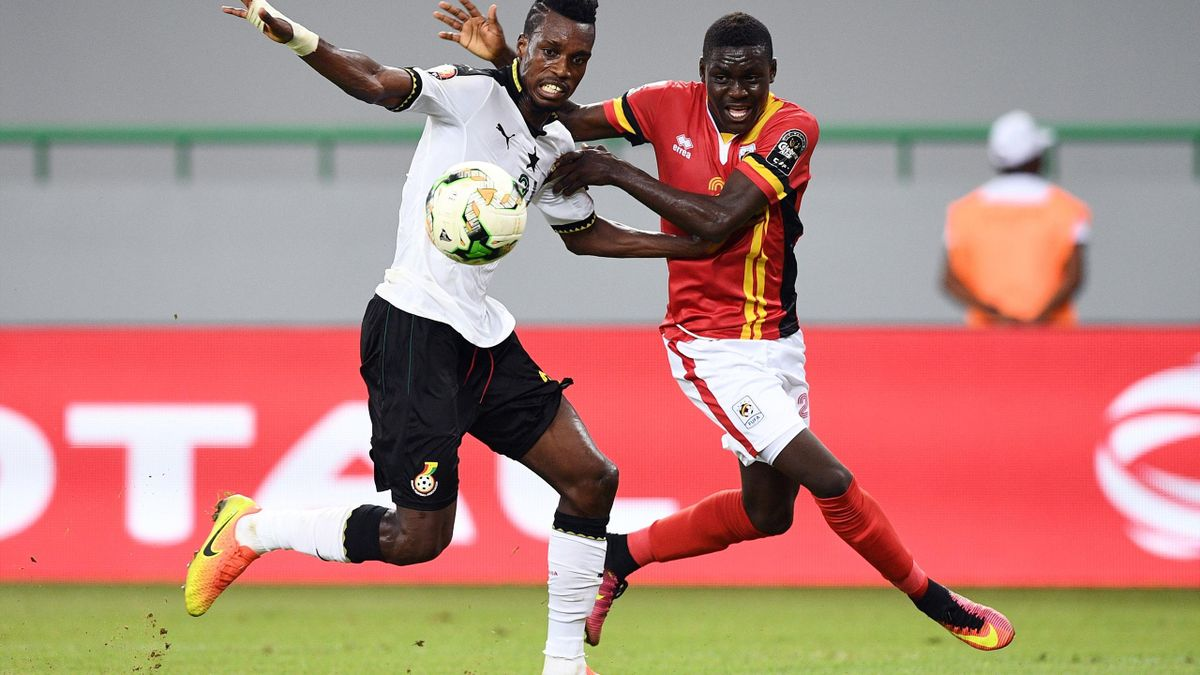 WM-Qualifikation: Ghana gegen Uganda