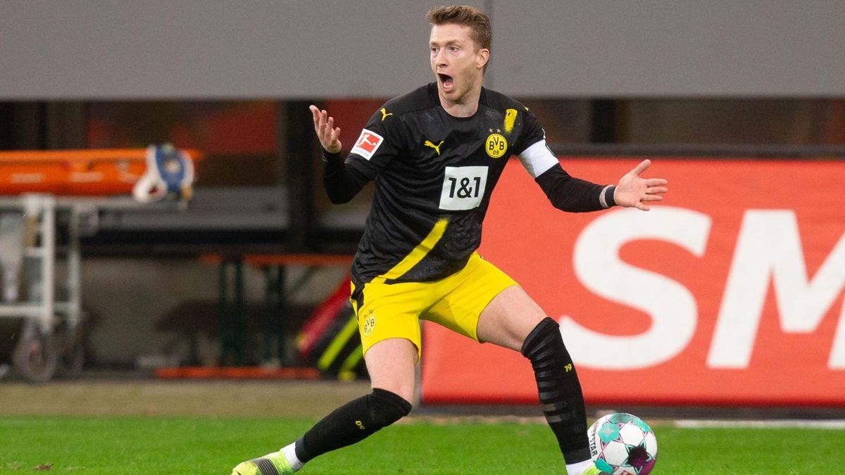 Marco Reus for Borussia Dortmund