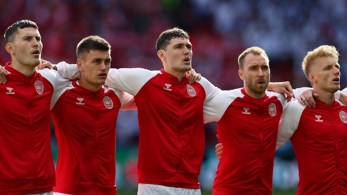 La Danimarca ad Euro 2020