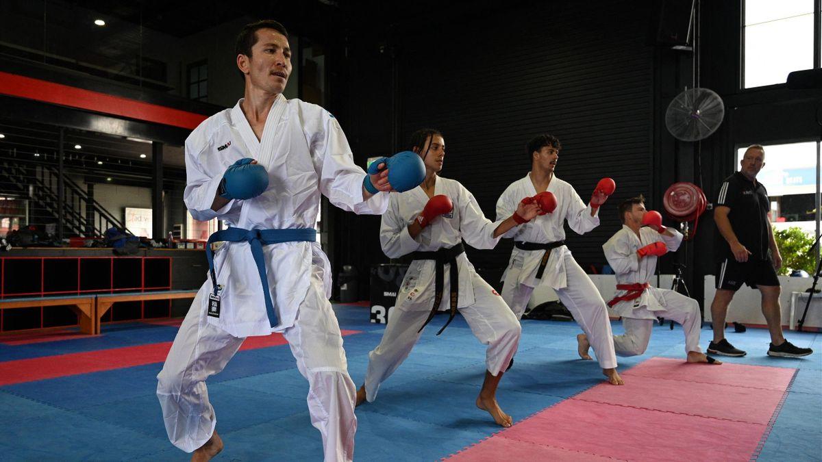 Japánban debütálhat a karate az olimpiákon