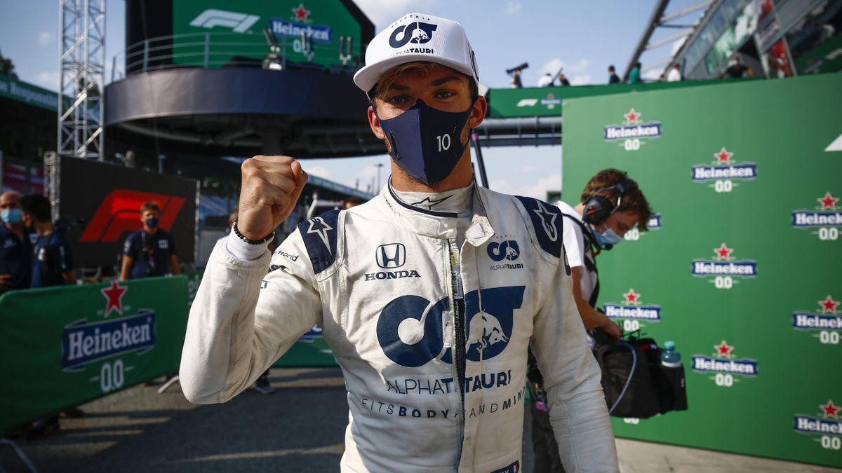 Pierre Gasly, primul pilot francez care a câștigat o cursă în Formula 1 după 24 de ani