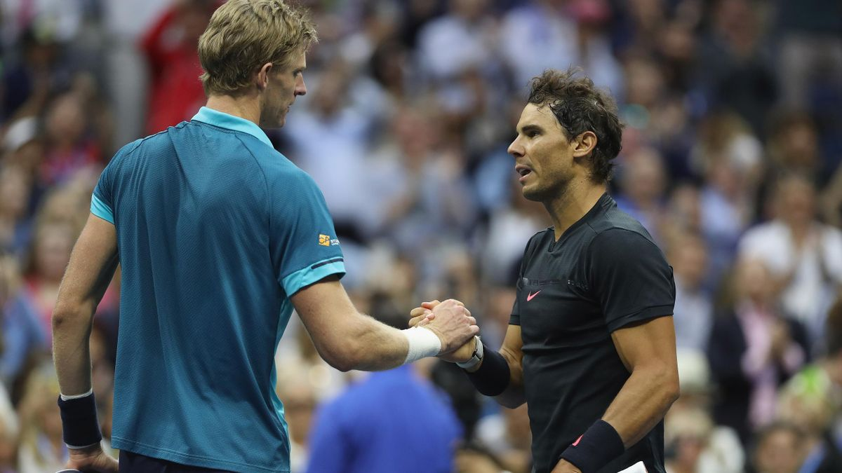 Kevin Anderson vs Rafael Nadal - US Open 2017
