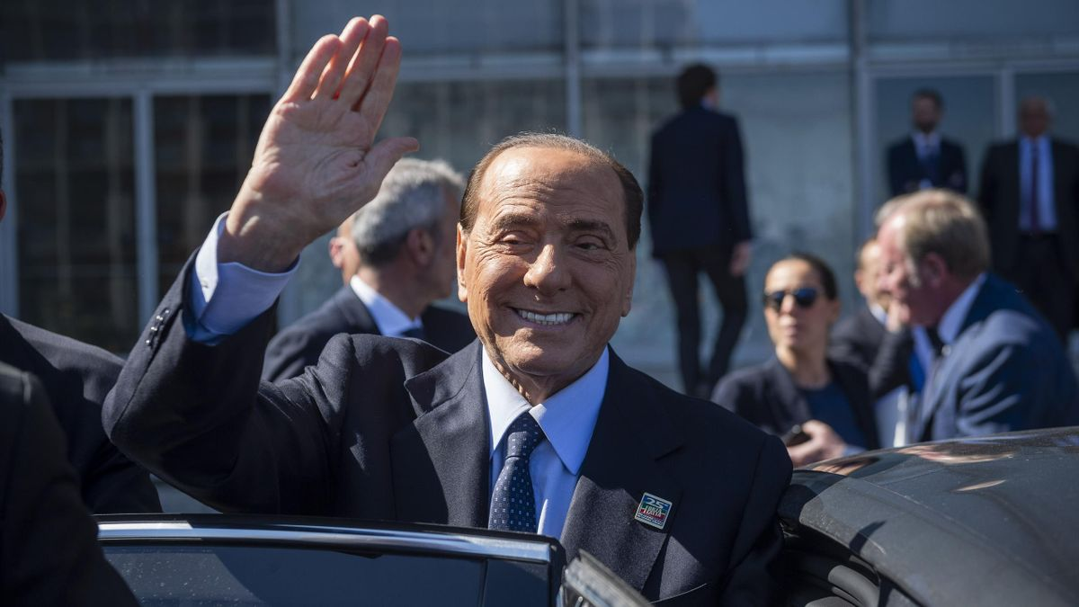 Silvio Berlusconi, Getty Images