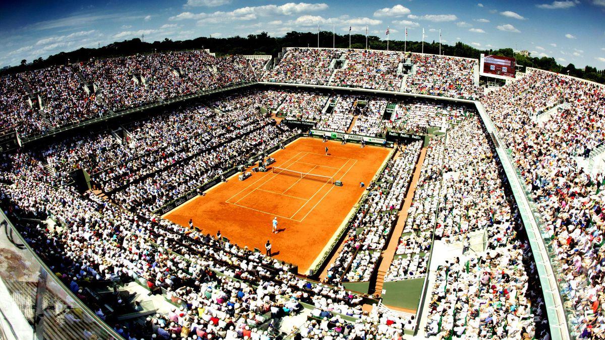 Das Herz von Roland Garros: Der Court Philippe Chatrier