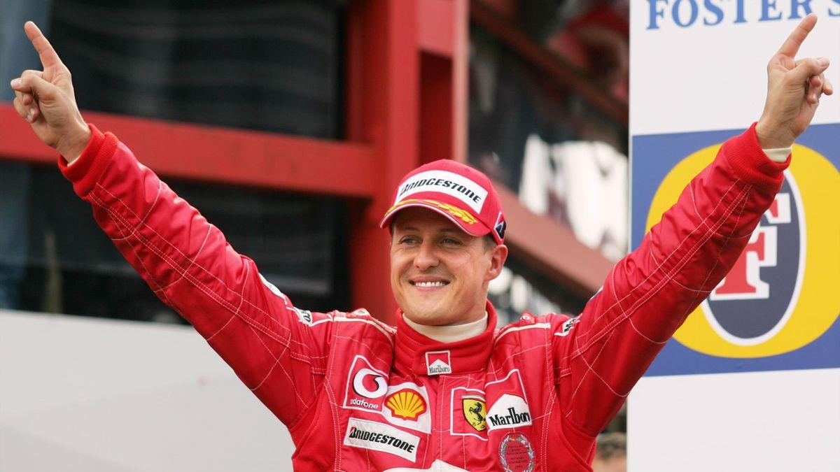 Michael Schumacher ist mit sieben WM-Titeln aktuell noch alleiniger Rekordweltmeister