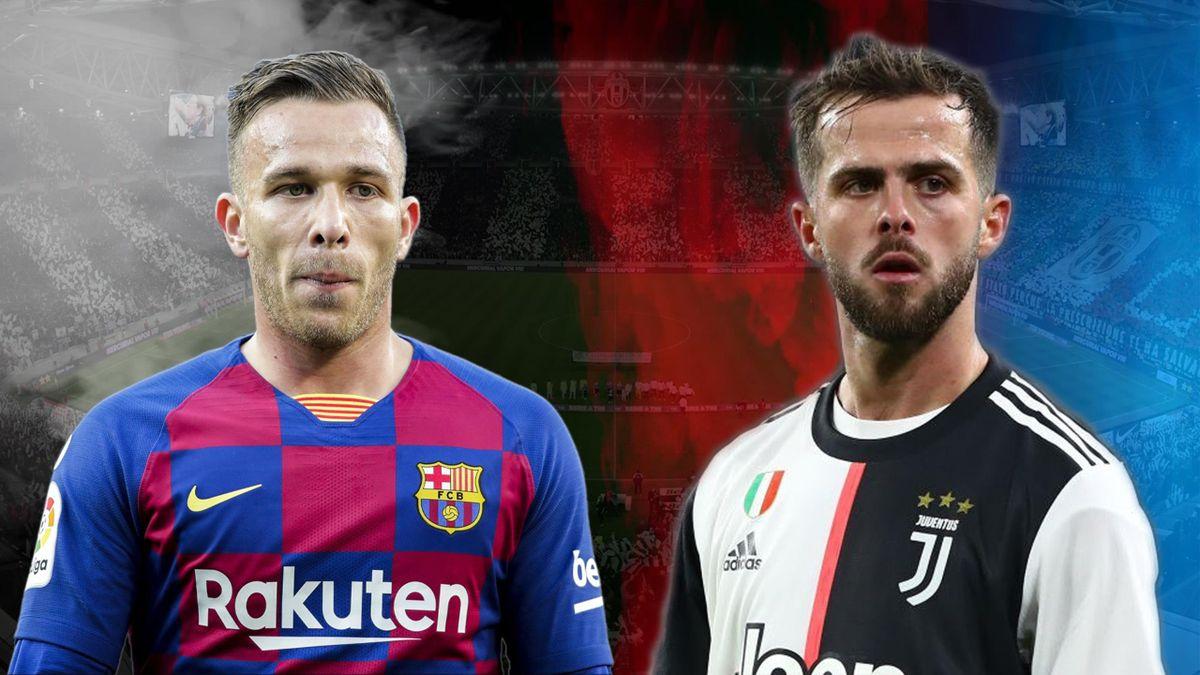 Arthur și Pjanic vor evolua, din toamnă, la Juve, respectiv Barcelona