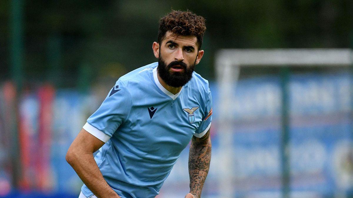 Elseid Hysaj, Lazio 2020-2021 (Getty Images)