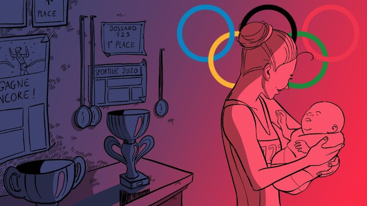 """""""Je ne veux pas sacrifier ma vie de mère"""" : Le désir de maternité face au sport de haut niveau (Pierre Garrigues)"""