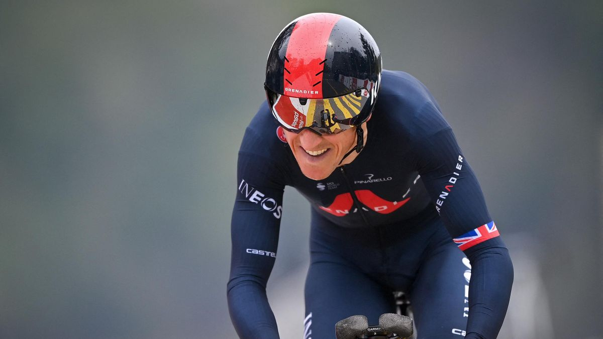Tour de Romandie: Stage 5 highlights as Thomas claims yellow jersey