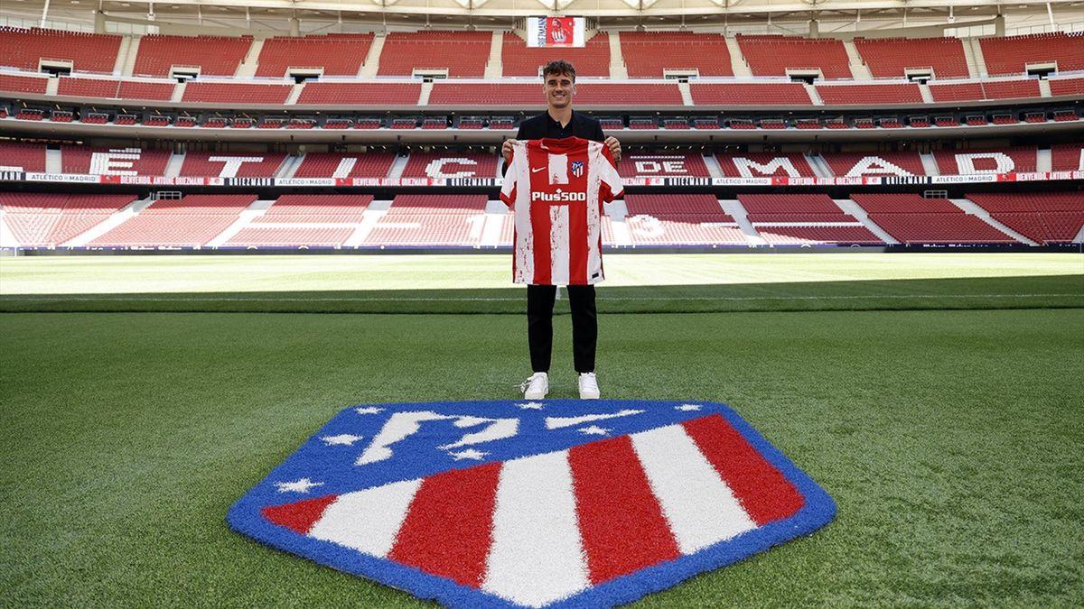 Antoine Griezmann (Atlético de Madrid)