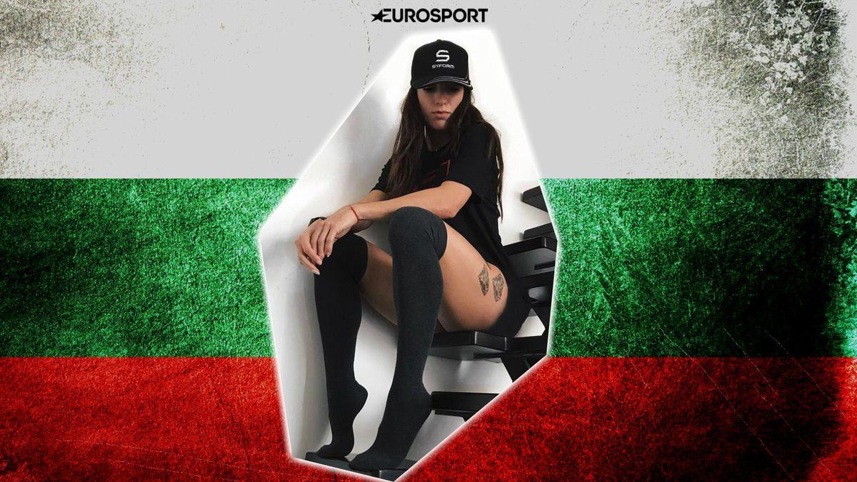 14 жгучих фото знойной болгарской бегуньи, которые согреют тебя осенними вечерами