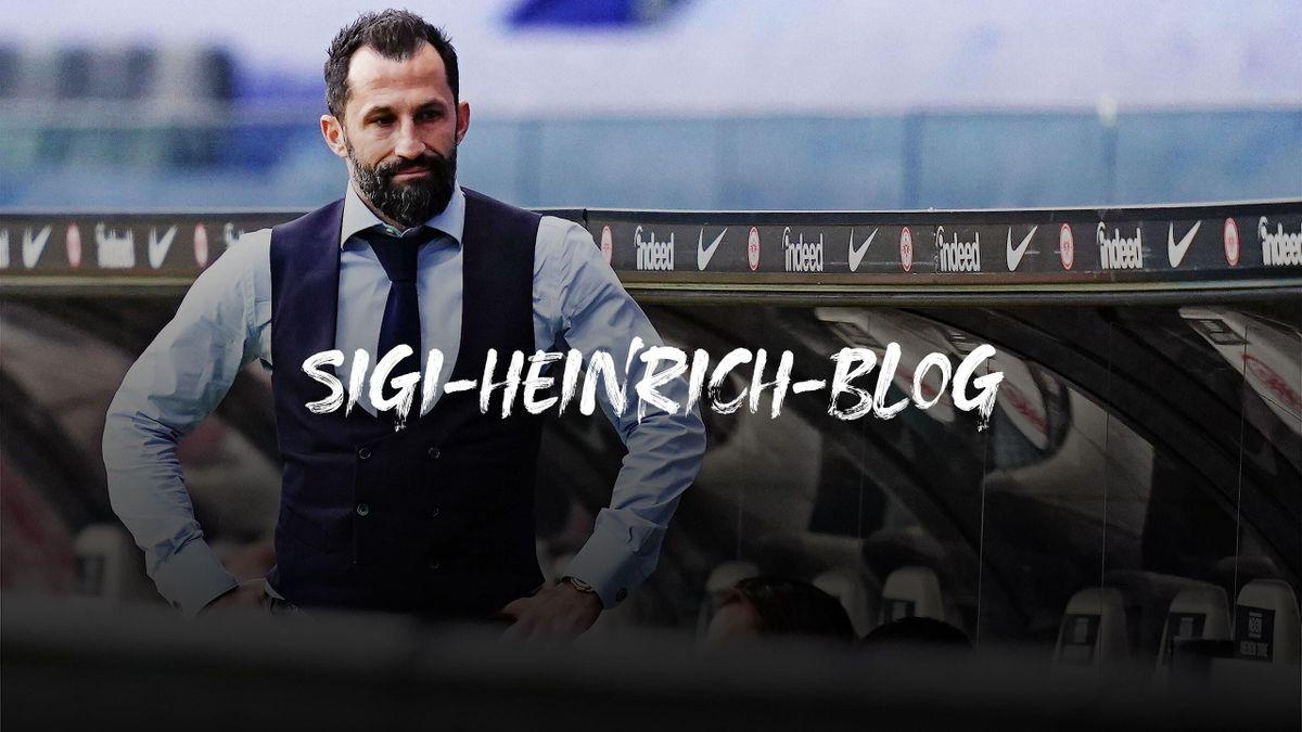 Hasan Salihamidzic ist seit 2017 beim FC Bayern München sportlich mitverantwortlich