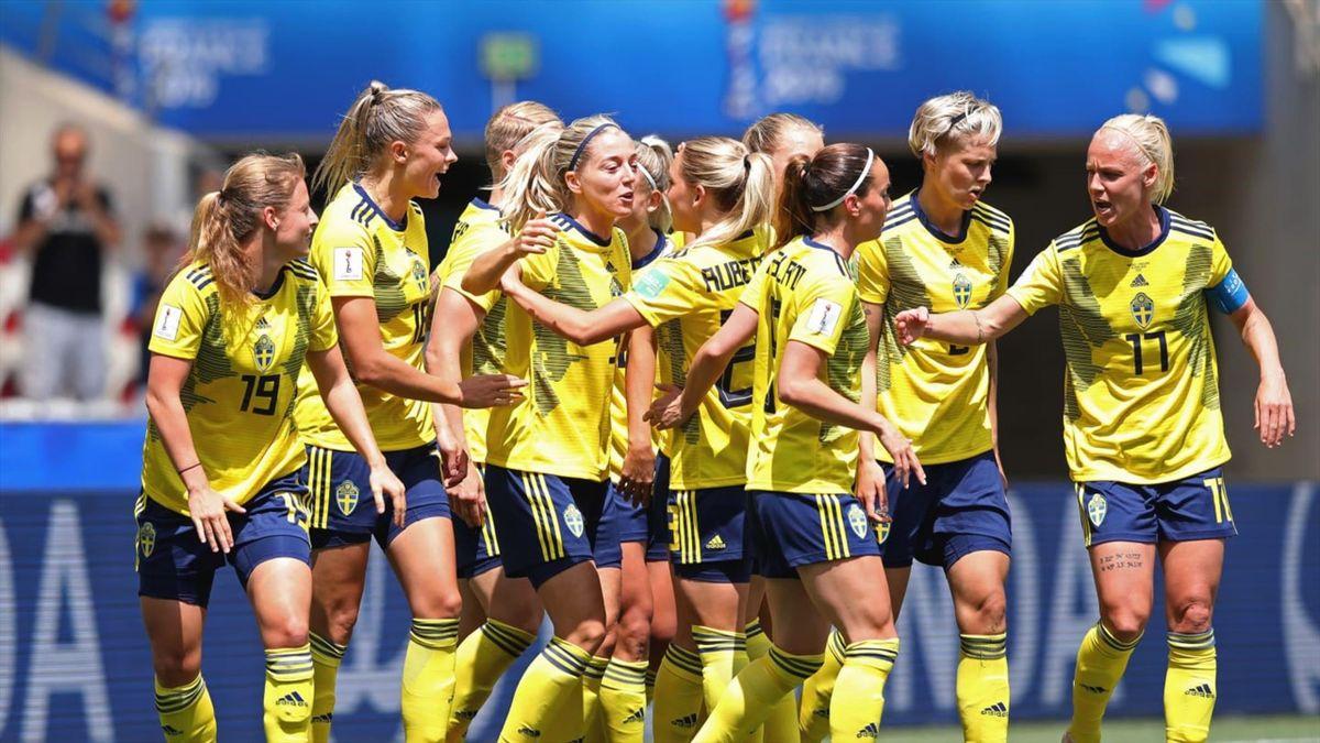 2019 Kadınlar Futbol Dünya Kupası, İsveç