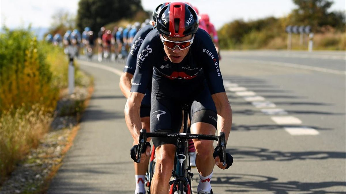 Chris Froome - Vuelta 2020, stage 8 - Getty Images