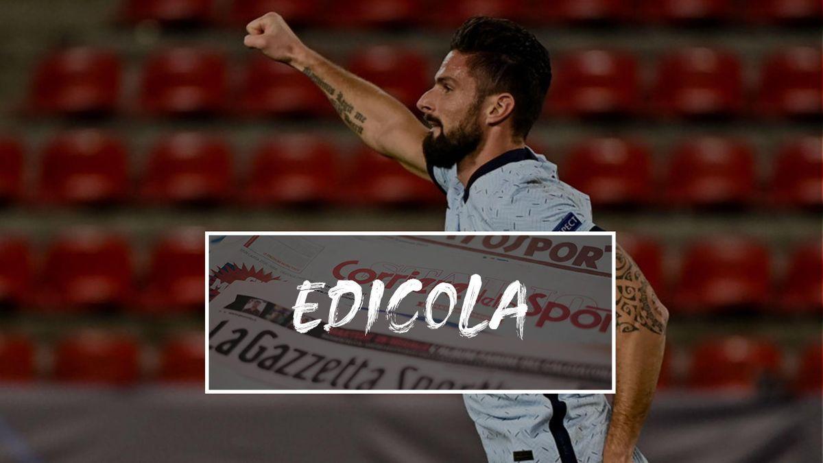 Olivier Giroud - Edicola